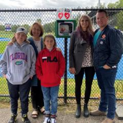 Region to benefit from new life-saving defibrillators; MLA Shirley Bond and Prince George Community Foundation announce