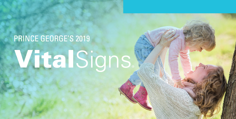 Prince George's 2019 VitalSigns